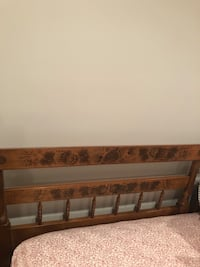 Pair of Hitchcock Maple Twin Headboards Laurel, 20723
