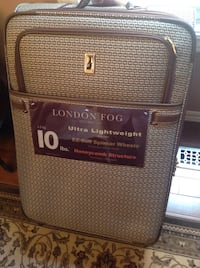 "London Fog 28"" Suitcase Brampton, L6S 5L7"