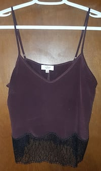 Aritzia Wilfred Silk Tank Winnipeg, R2Y 1J6