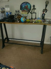 Wooden TV Stand Franklin