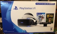 PlayStation VR ASTRO BOT Rescue Mission and Moss Bundle - NEW & SEALED Los Angeles, 91411
