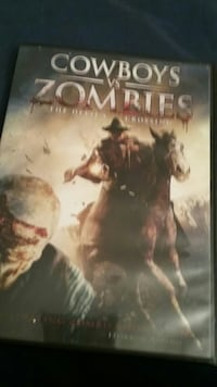Cowboys Vs Zombies movie  Ottawa, 61350