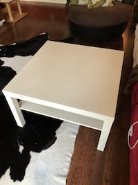 rectangular white wooden coffee table Winnipeg, R3L 0K1