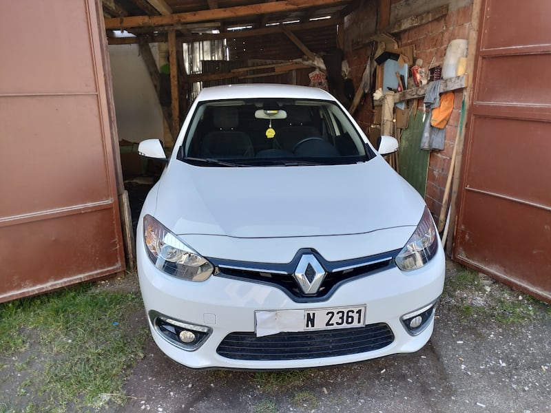 2016 Renault Fluence ICON 1.5 DCI 110 BG b1aa8d07-a904-453f-9bfd-90ec579a77eb