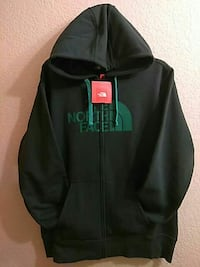 NORTH FACE HOODIE MENS SIZE LARGE