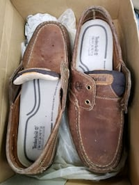 Timberline slip on shoes