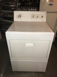 Kenmore gas dryer works perfectly