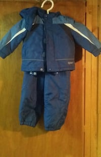 CUTE BABY BOY WINTER JACKET AND SNOWPANTS Toronto