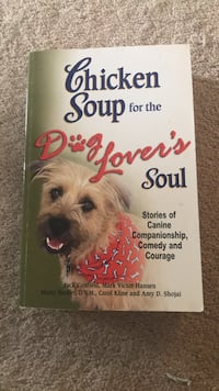 Chicken soup for the dog lover's soul London, N6B 5Z7
