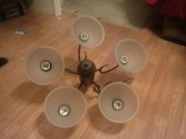 Lamp in very good condition $ 40.