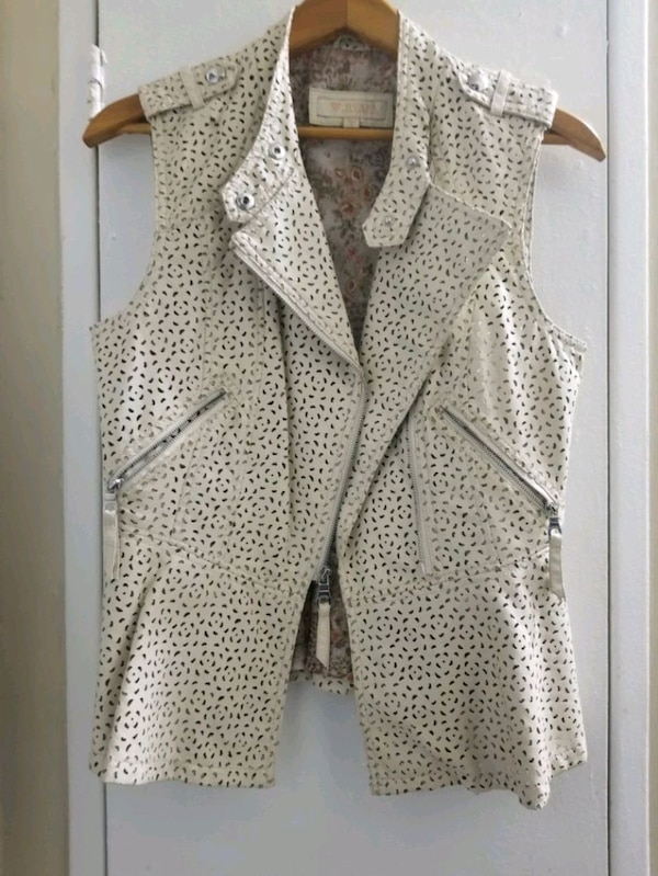 Vintage vest size S from Guess