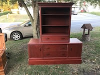 Cabinet with bookcase  Hagerstown, 21740