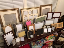 Miscellaneous picture frames