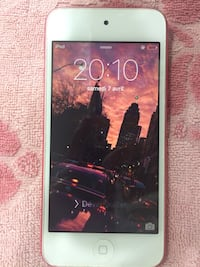 iPod touch 5 rose 16 Go