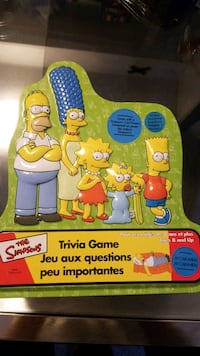 Simpsons Trivia Game  Mississauga, L5N 3A8