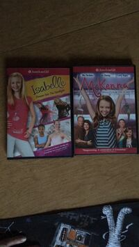 Two assorted dvd movie cases Minneapolis, 55418