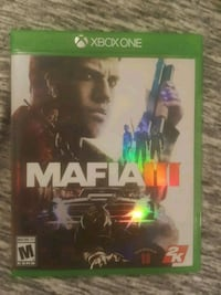 Xbox one Mafia 3 Houston, 77027