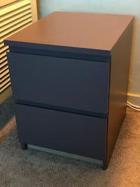 Purple 2 draw dresser Los Angeles, 90039