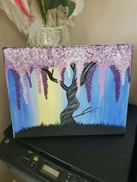 Willow Tree Painting Edmonton