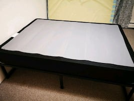 Full/double size box spring (matress not included)