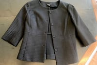 Ann Taylor Black Blazer Jacket size 2 Redwood City, 94061