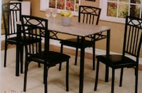 Dinning set 5 pc Los Angeles, 90032
