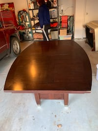 Dining room table with leaf Oklahoma City, 73012