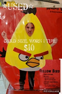 Angry bird Child size Belleview