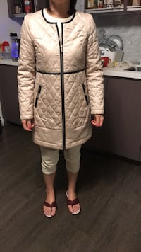 Lady Burberry style coat 3749 km