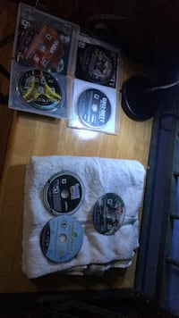 Assortment of Ps3 Games Waterloo, N2L 3W6