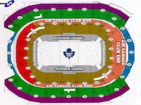 Toronto maple leafs tickets  Vaughan, L6A 4J2