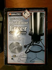 Brand New Outdoor Fryer Bethesda