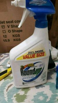 Round up weed and grass killer  Lancaster, 93536