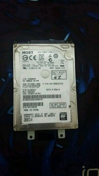 "1tb 2,5"" 7200rpm sata3 hdd"