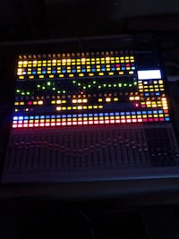 Digital performance and recording mixer