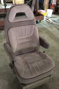 Seat from older ford van