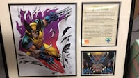 Toon Art Wolverine Limited Edition  North Caldwell, 07006
