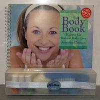 The Body Book ~ Recipes for Natural Body Care Calgary, T2Z