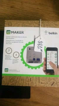Belkin, we/mo Maker Lancaster, 43130