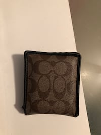 Coach Bifold Wallet Sterling, 20164
