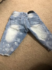 Distressed shorts  District Heights, 20747