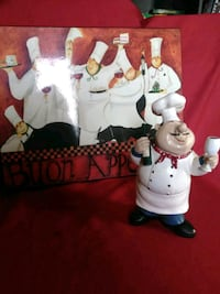 Chef and wall hanging- picture North Las Vegas, 89031