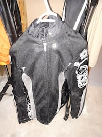 Women's Joe rocket motorcycle jacket