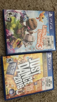 PS4 games both for $30 Cheyenne, 82009