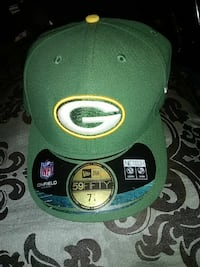 New Greenbay packers fitted cap Pearl, 39208