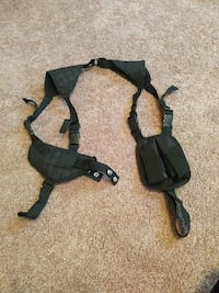 Left Hand Shoulder Holster  Derby, 67037