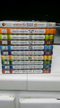 Diary of a Wimpy Kid book series Fresno, 93705