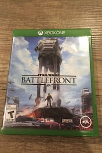 Selling starwars battlefront for xbox one