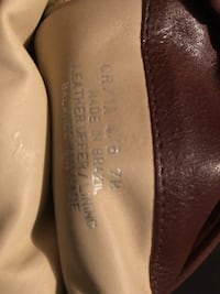 Brown leather knee boots Toronto, M9N 3L4