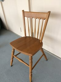 Set of 4 chairs($15/each) (purchase with table and save $35) Delray Beach, 33483